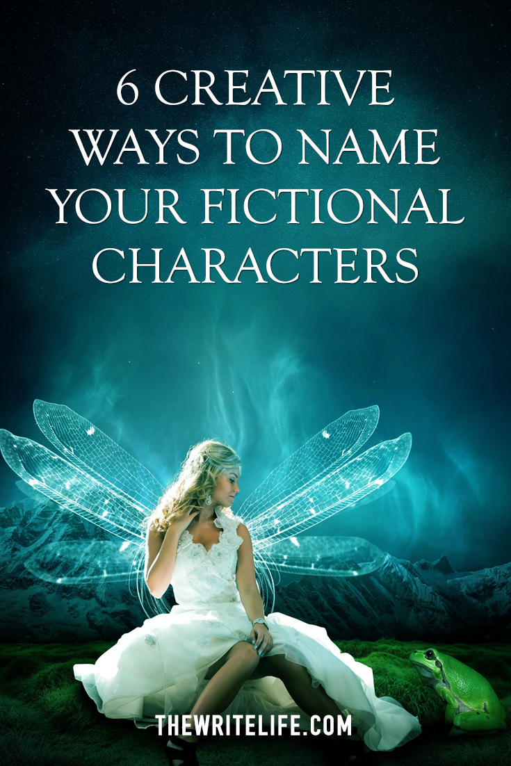 names of fictional characters