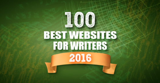 best websites for writers in  the 100 best websites for writers in 2016