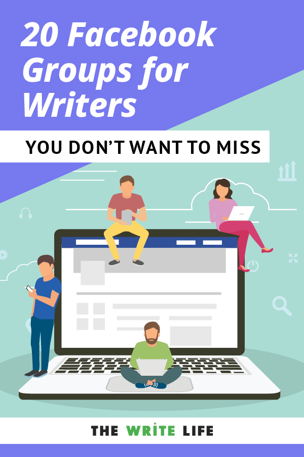 We polled writers to find out which Facebook groups they couldn't live without. Here are the amazing results!