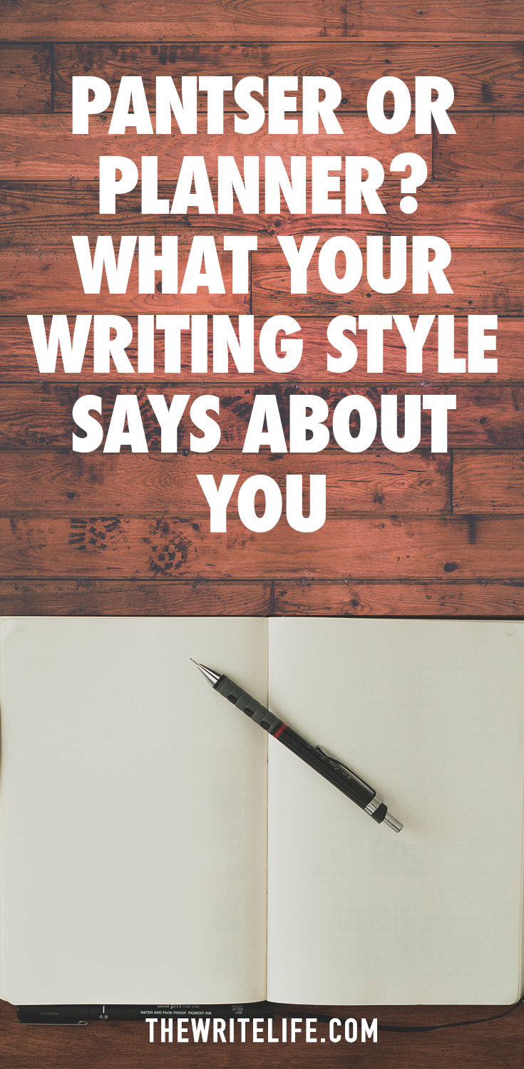 pantser or planner what your writing style says about you writing style pantsers it s all under control