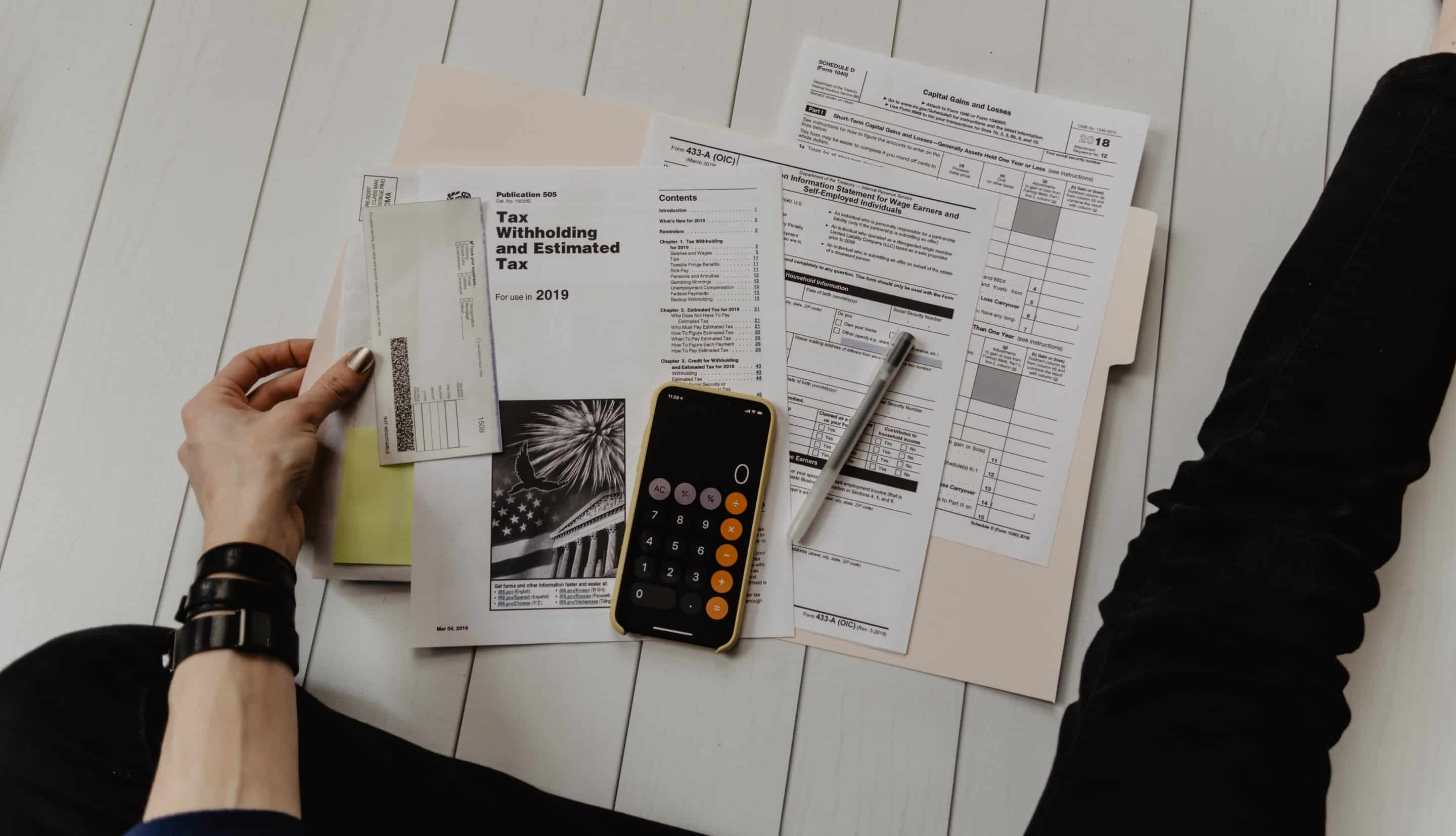 It's Almost Tax Time: 5 Financial Tips for Freelance Writers